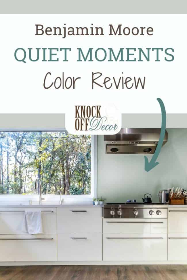 BM quiet moments pin