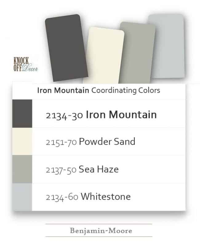 Iron mountain coordination