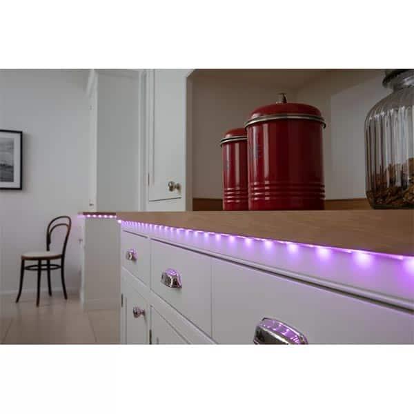 LED Strips Create a Festive Mood
