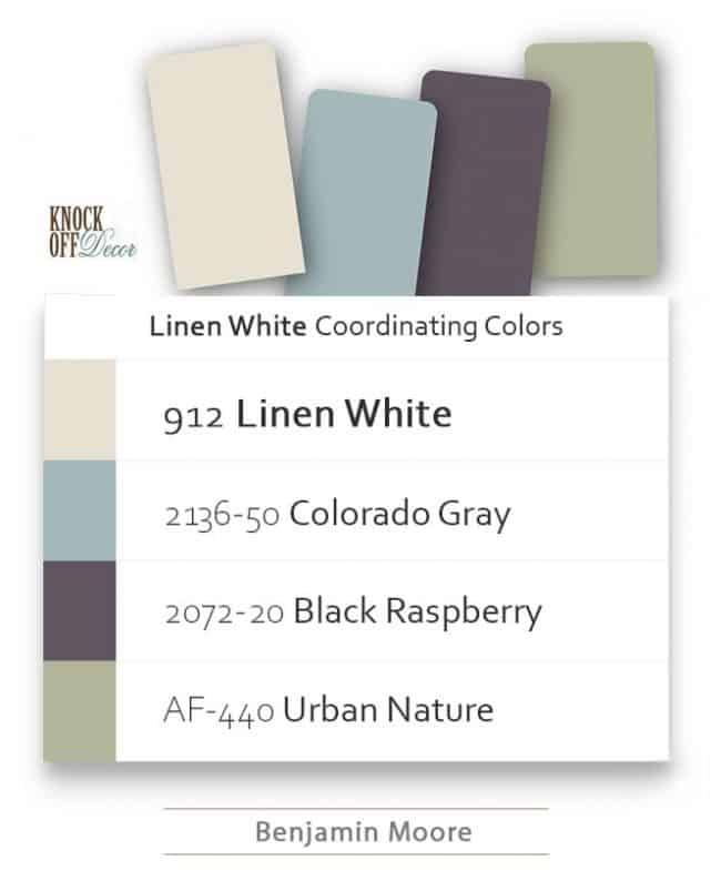 LINEN WHITE coordination