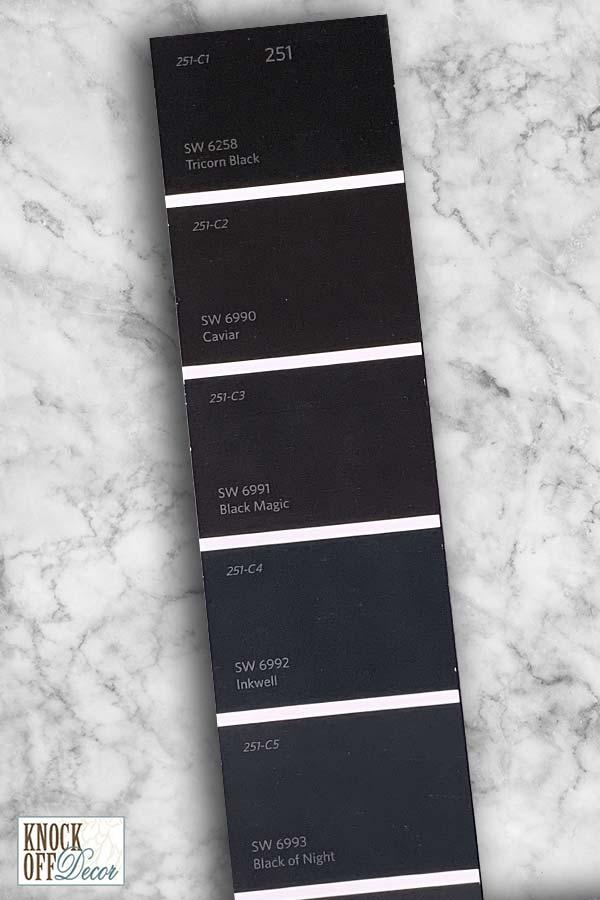 SW Caviar Color Deck
