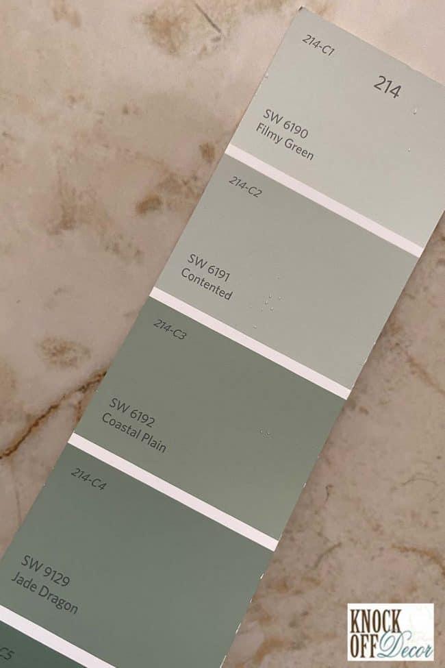 SW Contented Color Deck