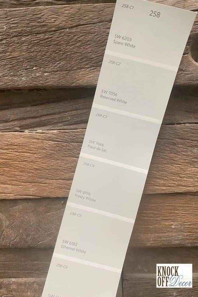 SW Fleur de sel single palette