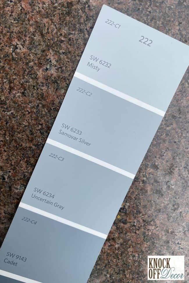 SW Misty single Color Deck