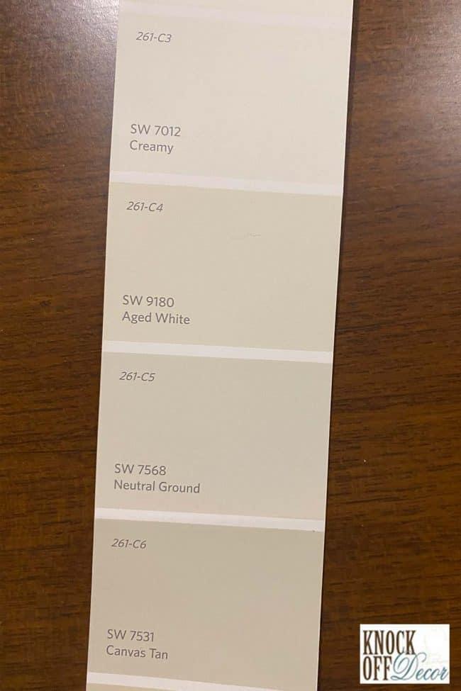 SW Neutral ground single Color Deck