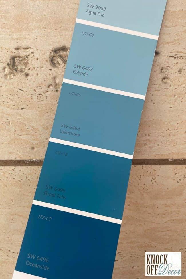 SW Oceanside Color Deck