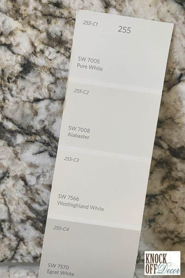 SW Pure white single Color Deck
