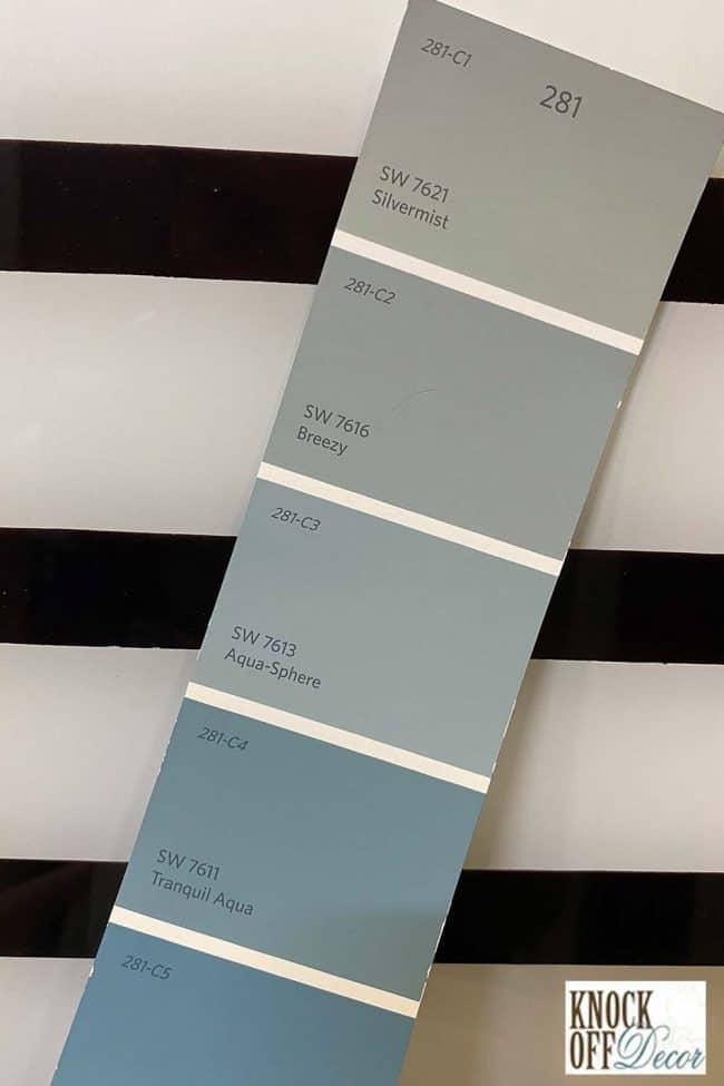 SW Silvermist single Color Deck