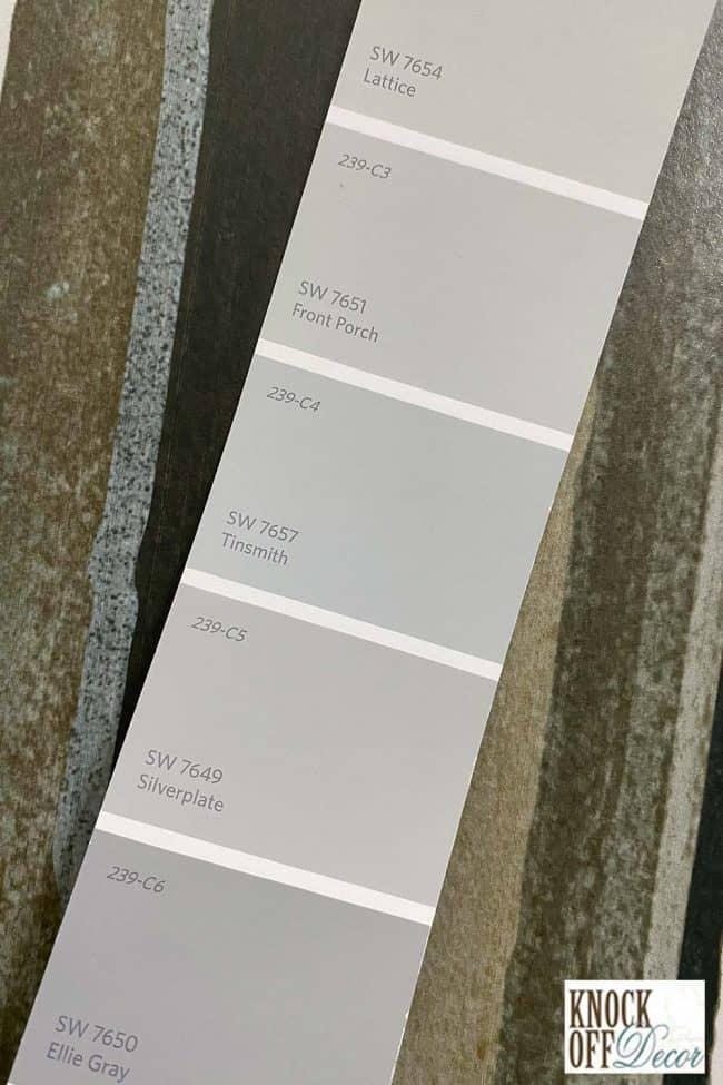 SW Silverplate single Color Deck