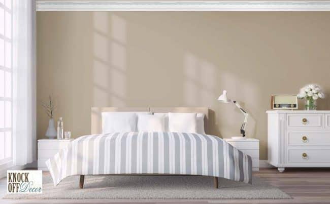 SW Universal Khaki bedroom