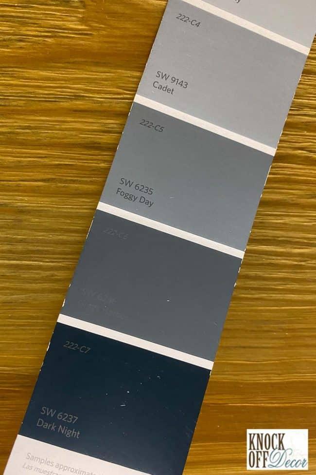 SW dark night single Color Deck