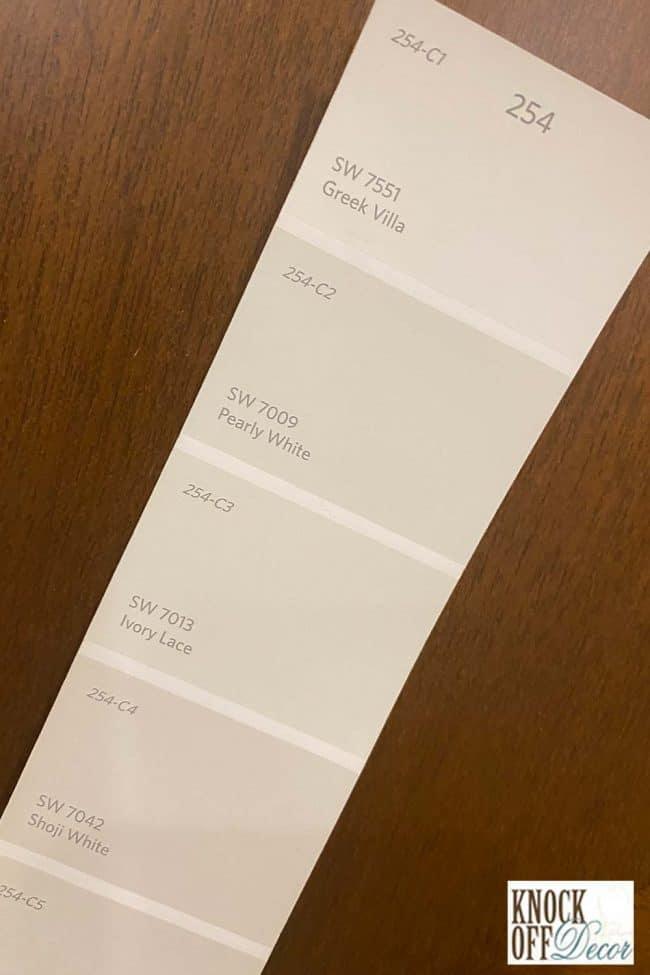 SW greek villa single Color Deck