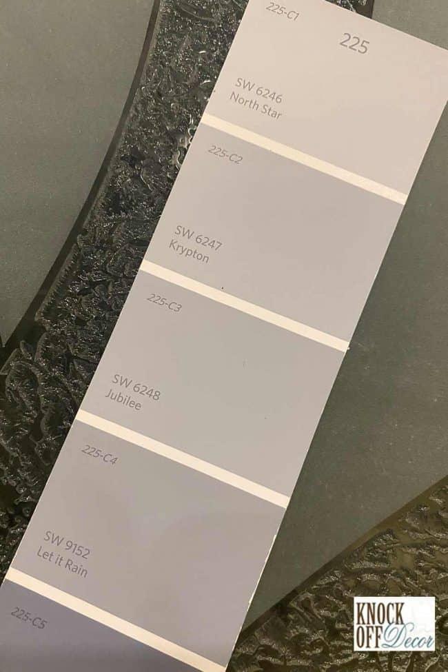 SW jubilee single palette