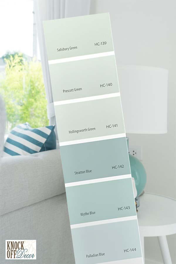 SW palladian blue Color Deck