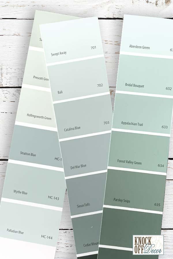 SW pb similar colors