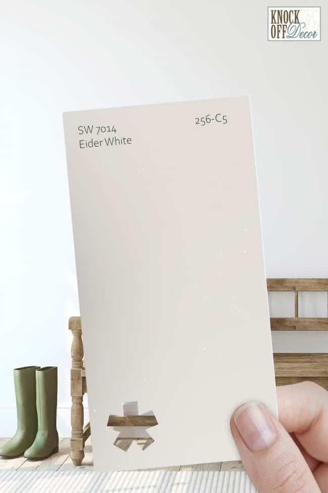 SW single eider white chip