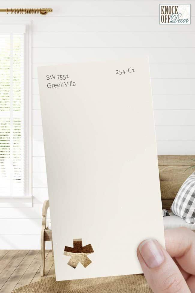SW single greek villa chip