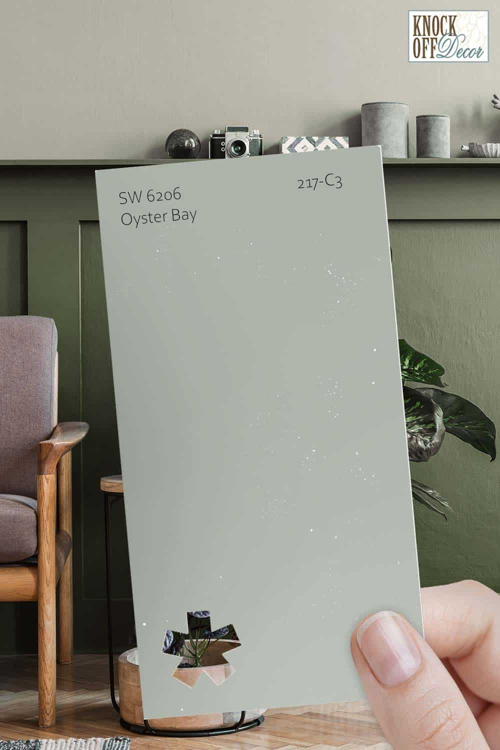 SW single oyster bay chip