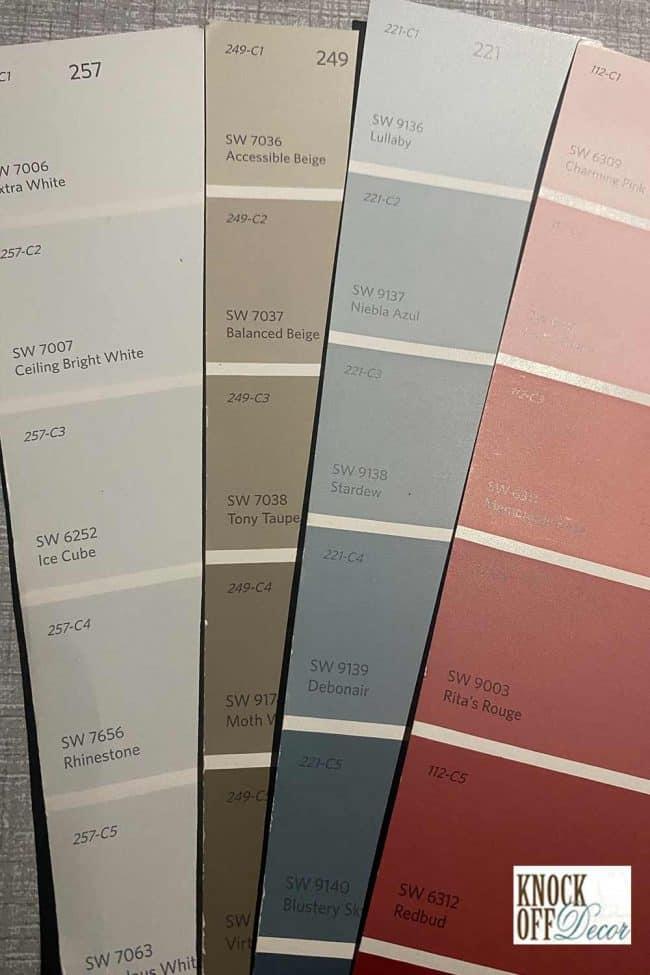 SW stardew coordinated palette