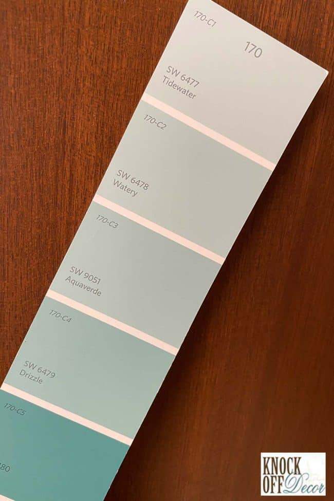 SW tidewater single Color Deck