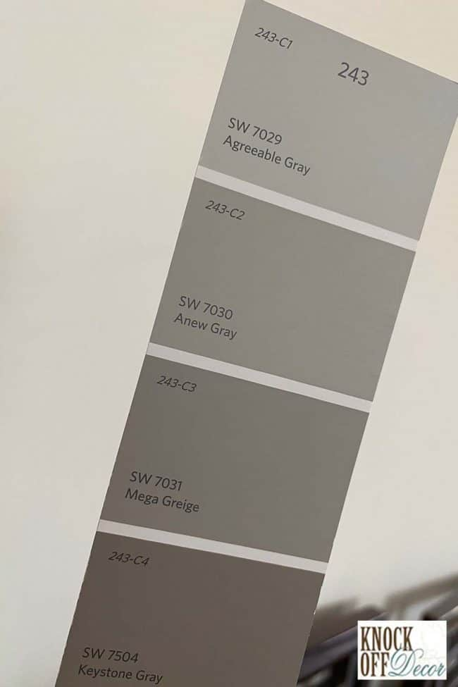 SW tony taupe single Color Deck 1