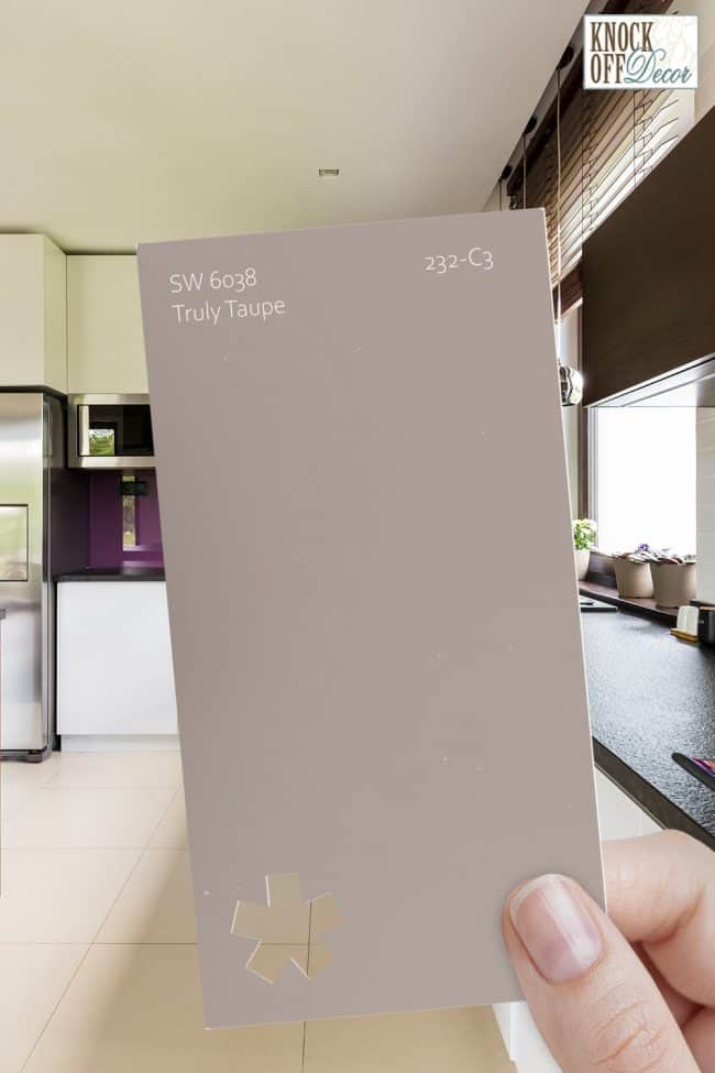 Sherwin Williams Taupe Collection The