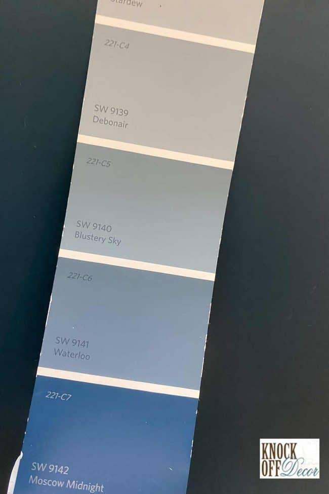 SW waterloo single palette