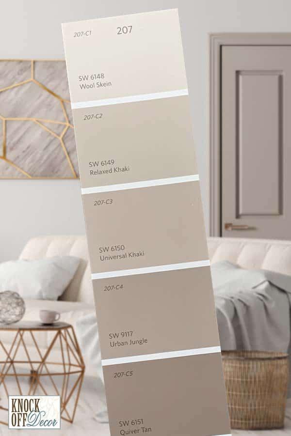 SW wool skein single Color Deck