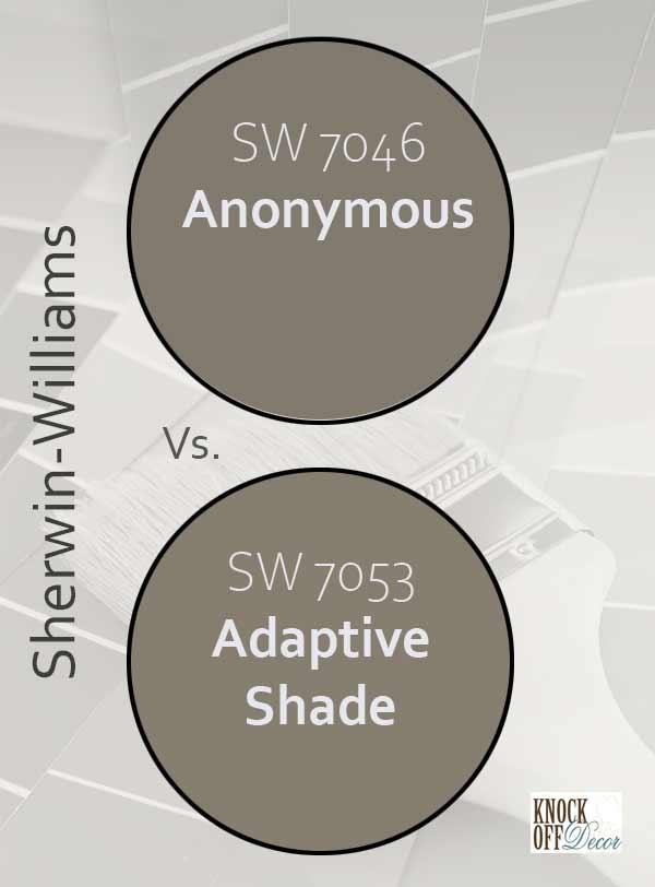 anonymous vs adaptive shade
