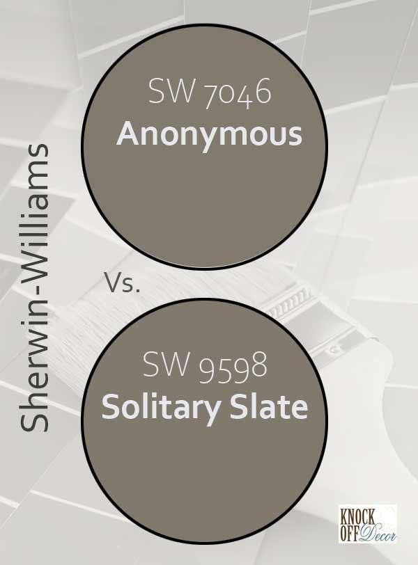 anonymous vs solitary slate