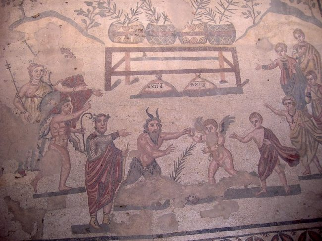 antique wall artwork