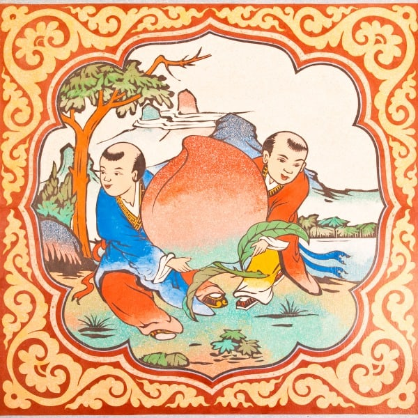 art chinese style painting