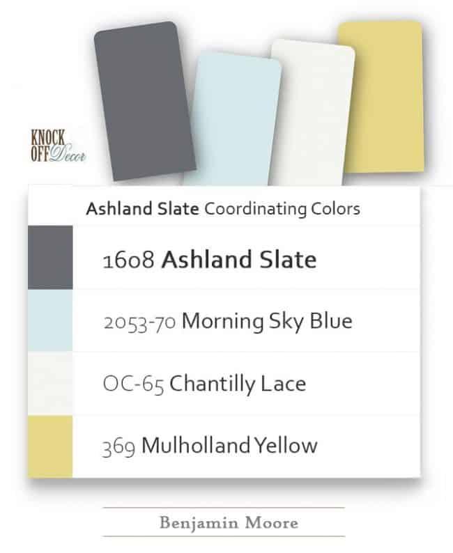 ashland slate coordination