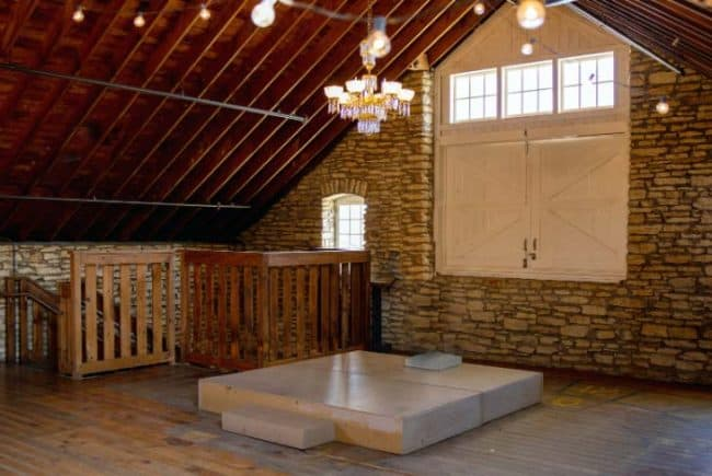 attic lighting ideas