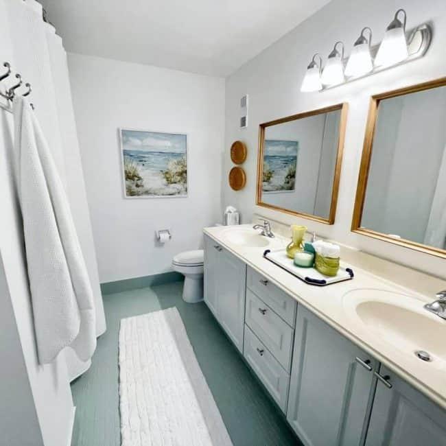 bathroom makeover bm cl