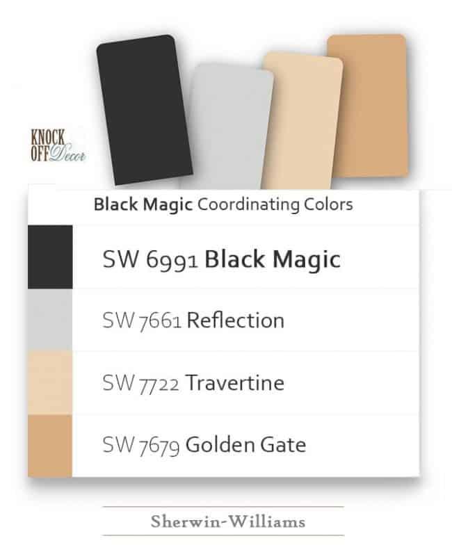 black magic coordination