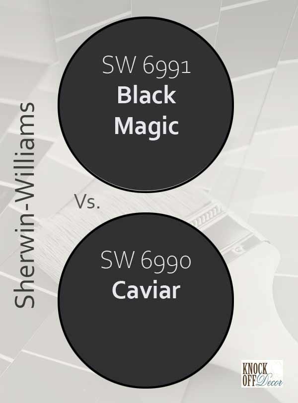 black magic vs caviar