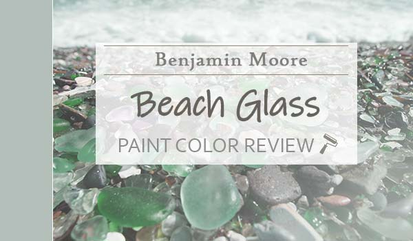 bm beach glass paint color review