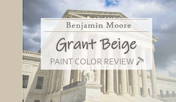 bm grant beige paint color review