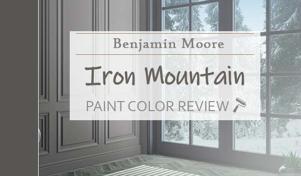 bm iron mountain paint color review