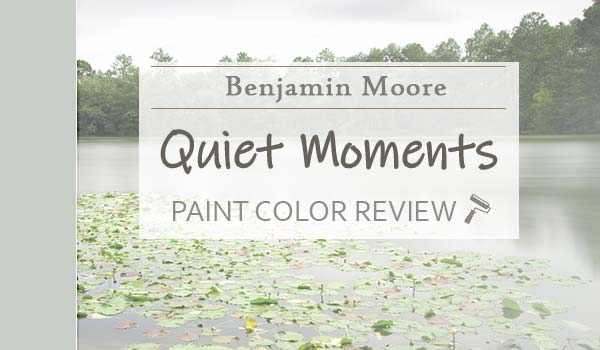 bm quiet moments paint color review