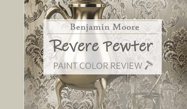 bm revere pewter paint color review