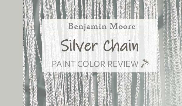 bm silver chain paint color review