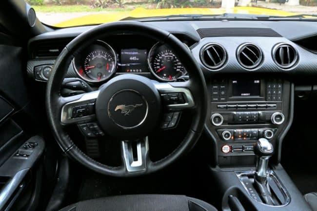 carbon fiber interior car