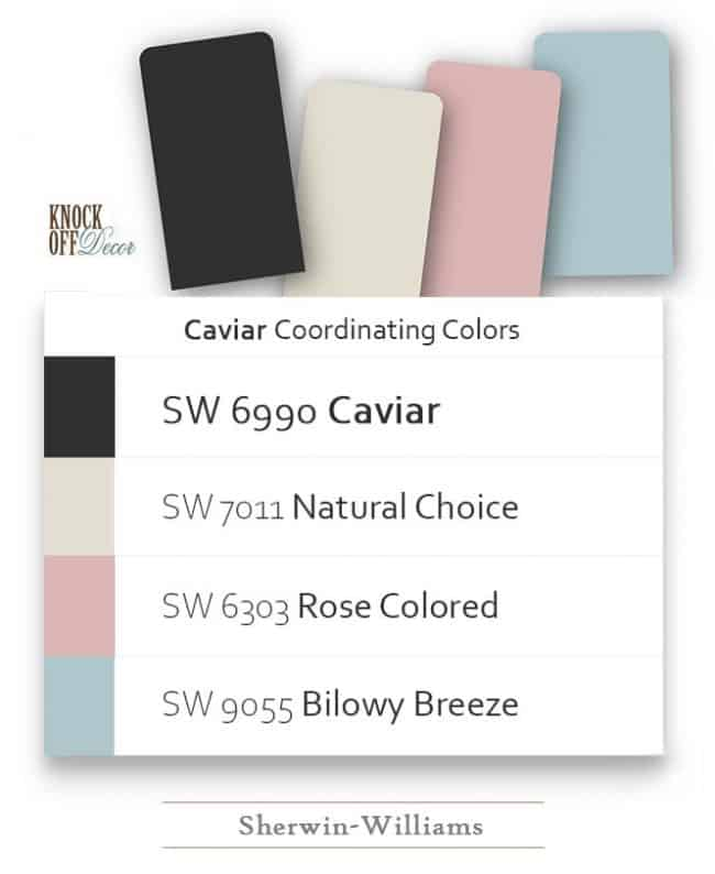 caviar coordination