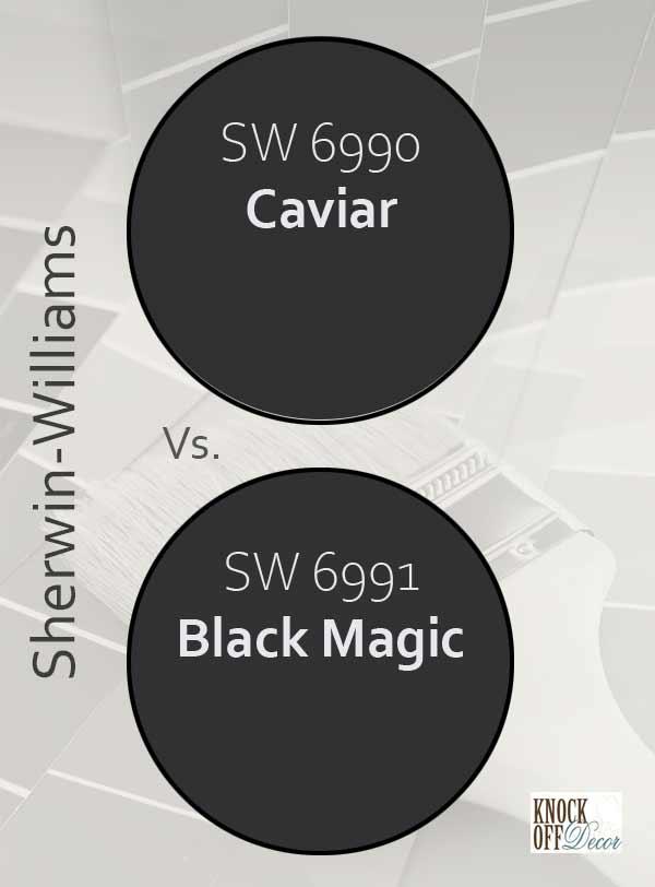 caviar vs black magic