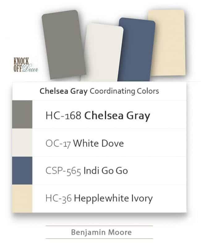 chelsea gray coordination