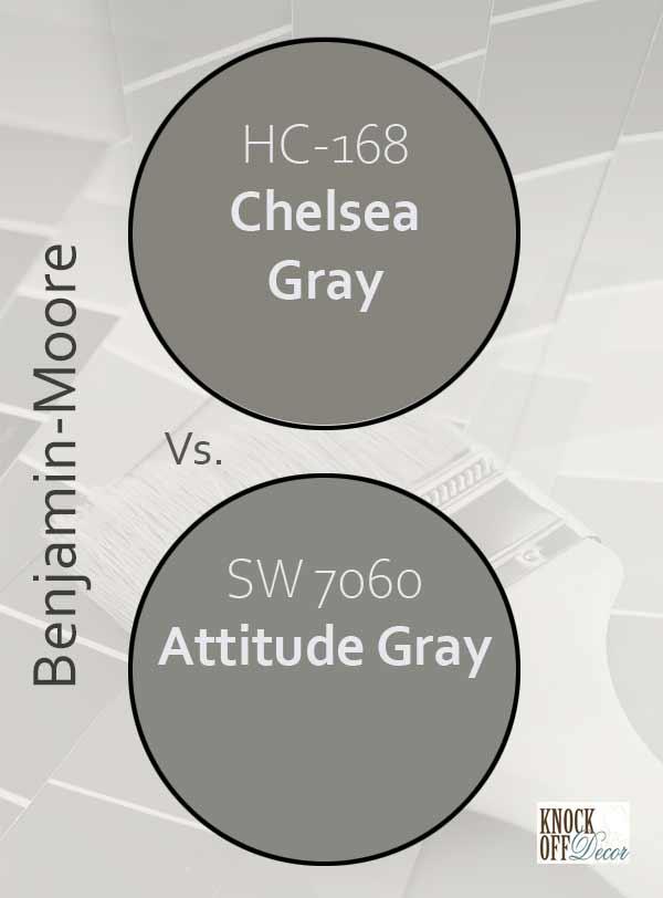 chelsea gray vs attitude gray