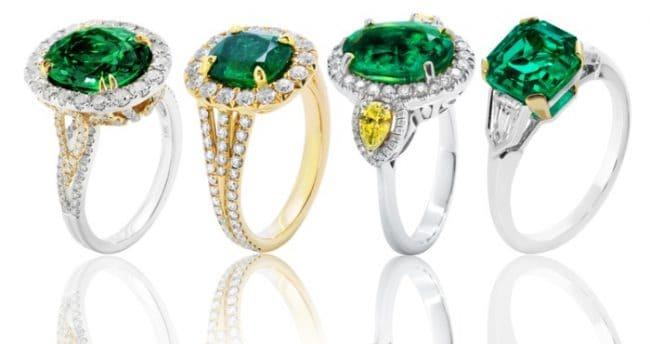 colombian emeralds in jewelry