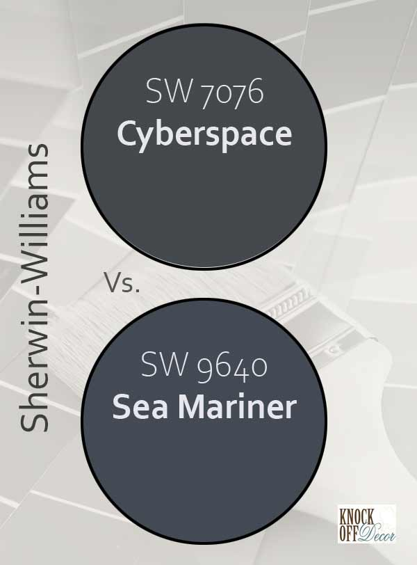 cyberspace vs sea mariner